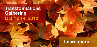 Transformations and Renewals Gathering - Oct 12-14